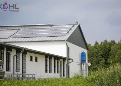 Solaranlage bei Landsberg