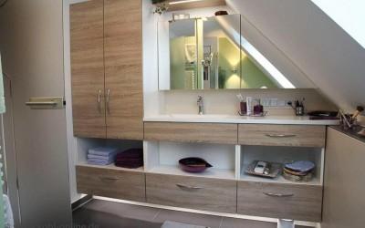 Ein Traum auf kleinstem Raum – Luxus-Bäder mit wenig Bodenfläche!