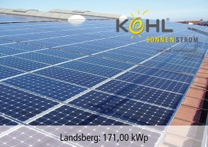 Photovoltaik in Landsberg