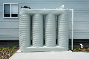 Regenwassernutzungsanlage, Regenwassernutzung