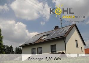 Photovoltaik in Bobingen