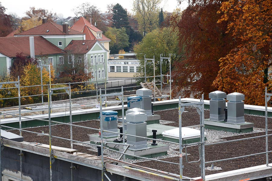 Klima- und Lüftungstechnik für Bauträger & Mehrfamilienhäuser