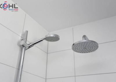 Kundenbad Dusche