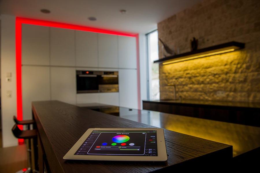Lichträume mit LED erstellen