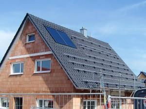 Montage einer Photovoltaikanlage