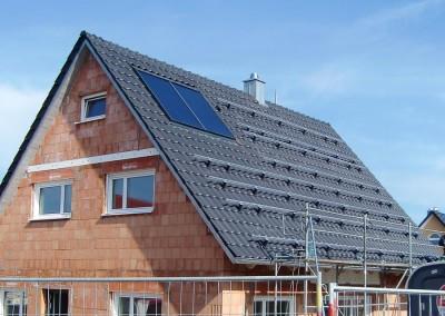 Montage Photovoltaik