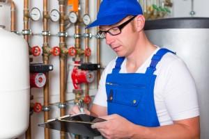 Wartung von Gebäudetechnik für Gewerbe & industrie