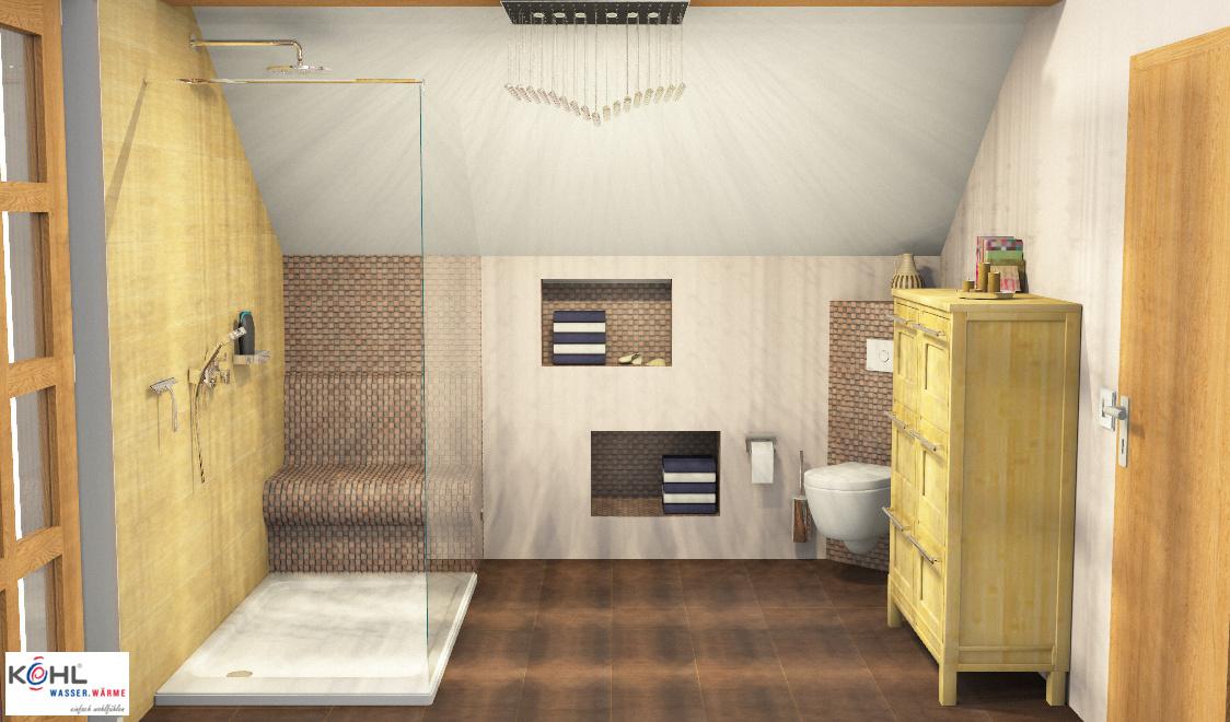 3d badplanung mit cad moderne badgestaltung vom profi for Was kostet neues bad