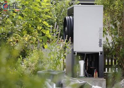 Luftwasser Wärme Pumpe