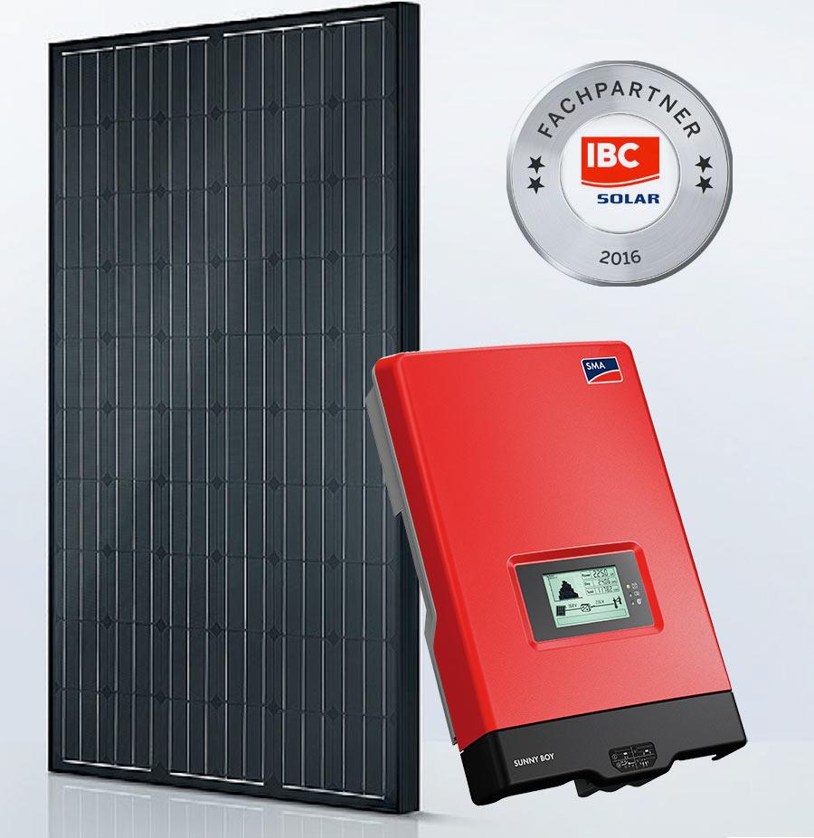 Photovoltaik Anlage Komplettangebot inkl. Montage zum Fespreis