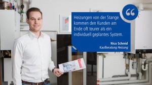 Nico Schmid - Ihr Fachberater wenn es um eine neue Heizung geht!