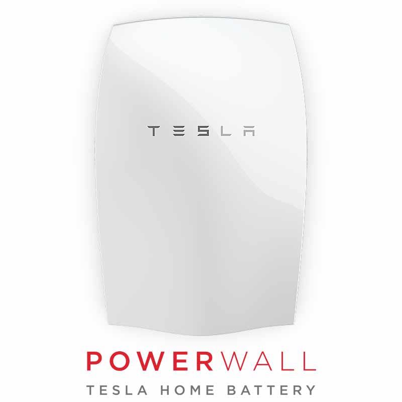 TESLA Stromspeichersystem - POWERWALL