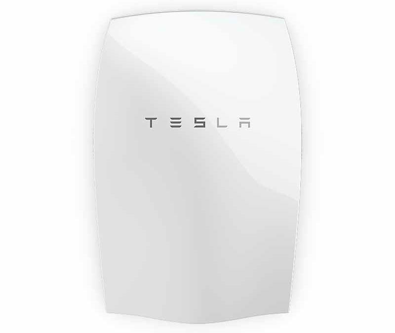 TESLA Stromspeichersystem – POWERWALL