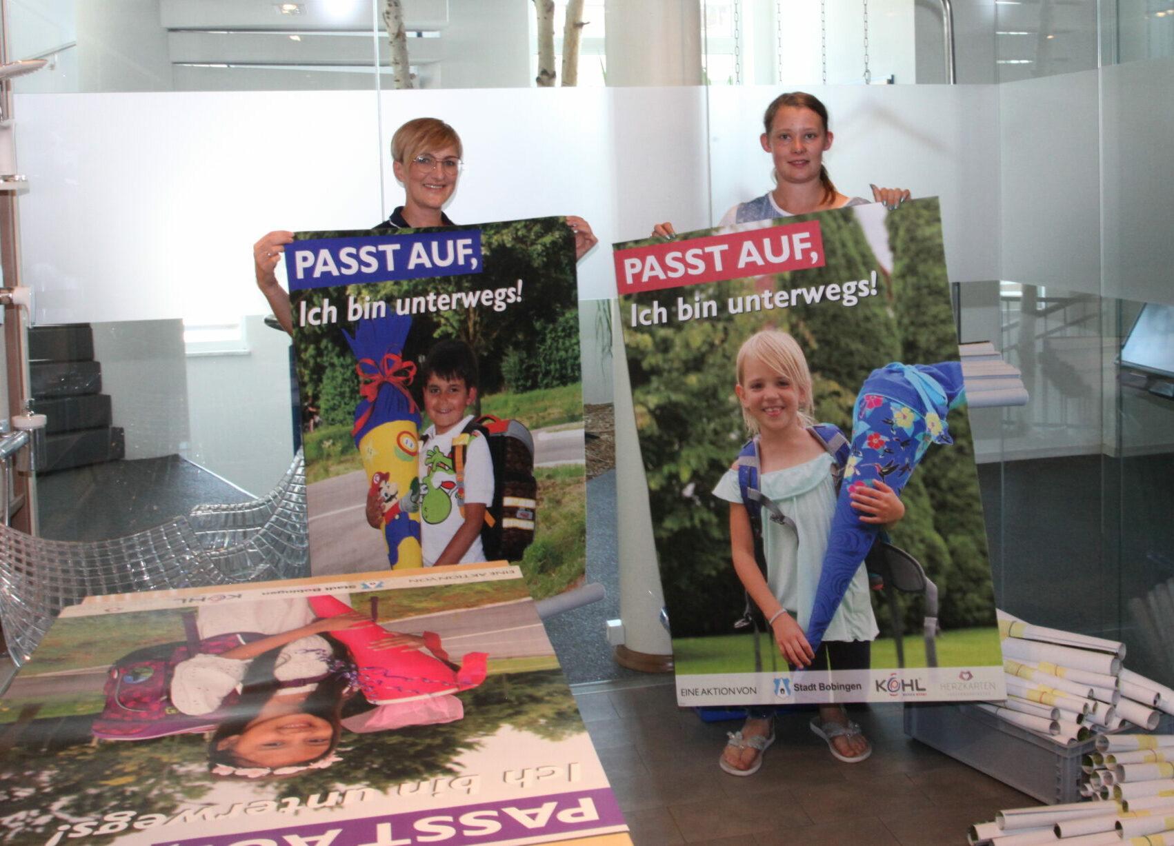 Aktion Schulweg 2020